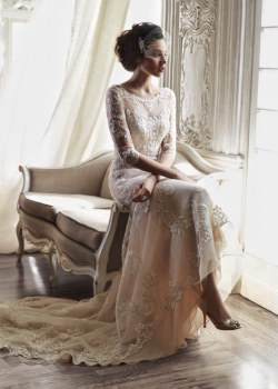 Wedding Dress M_2177