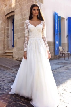 Wedding Dress M_2209