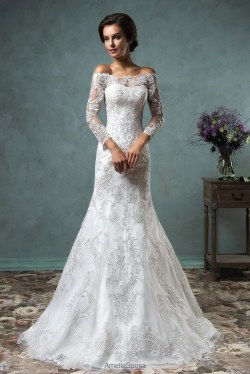 Wedding Dress M_2224