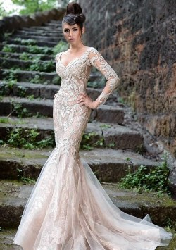 Wedding Dress M_2225