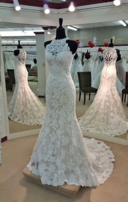 Wedding Dress M_2231