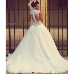 Wedding Dress M_1097