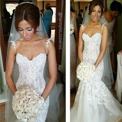 Wedding Dress M_1191