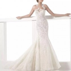 Wedding Dress M_1206