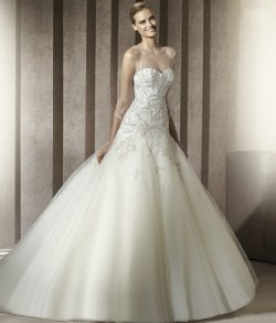 Wedding Dress M_423