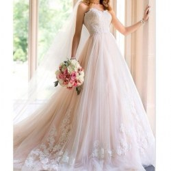 Wedding Dress M_1367