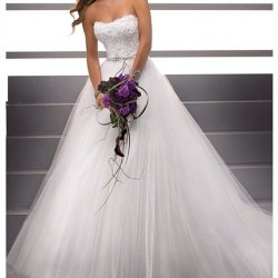 Wedding Dress M_1368