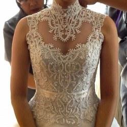 Wedding Dress M_1370