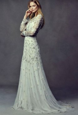 Wedding Dress M_2205