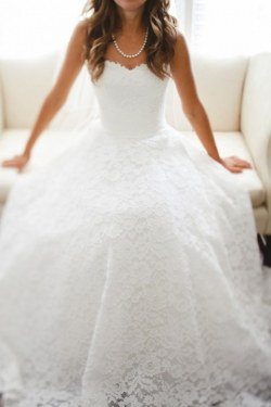 Wedding Dress M_468