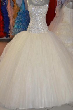 Wedding Dress M_572