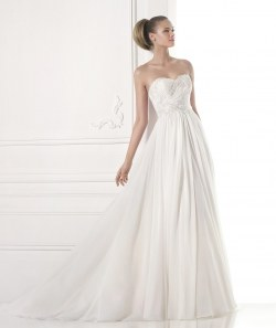 Wedding Dress M_1124