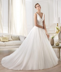 Wedding Dress M_1303