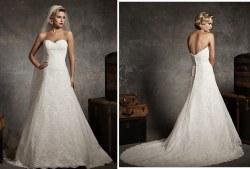 Wedding Dress M_697
