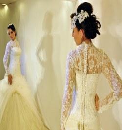 Wedding Dress M_706