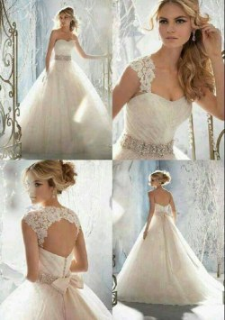 Wedding Dress M_714