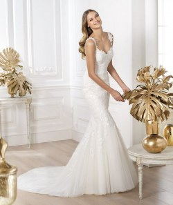Wedding Dress M_1019