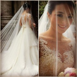 Wedding Dress M_1042