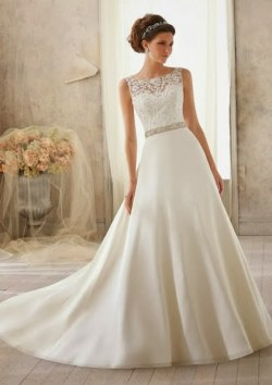 Wedding Dress M_1163