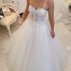 Wedding Dress M_1265