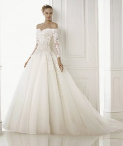 Wedding Dress M_1462