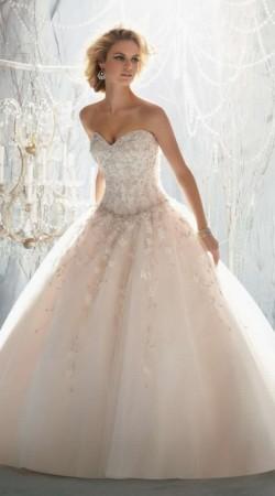 Wedding Dress M_1593