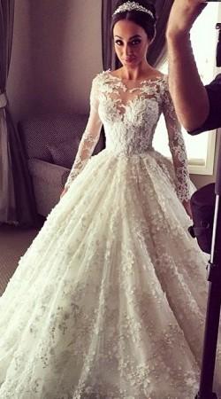 Wedding Dress M_1615