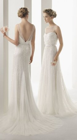 Wedding Dress M_1773