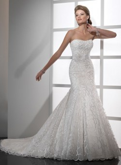 Wedding Dress M_2123