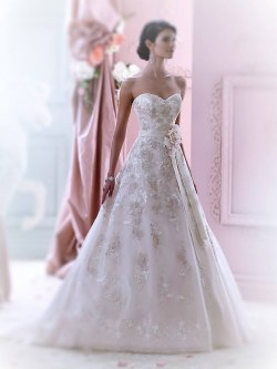 Wedding Dress M_2124
