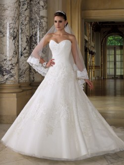 Wedding Dress M_2125