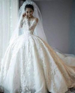 Wedding Dress M_2187