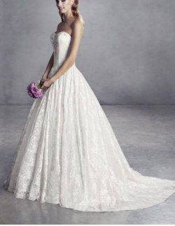 Wedding Dress M_2196