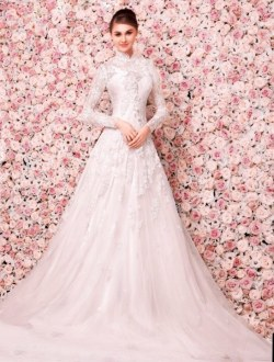 Wedding Dress M_2197