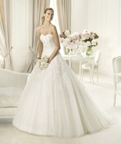 Wedding Dress M_2199