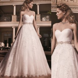 Wedding Dress M_2201