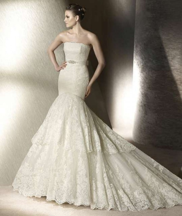 Wedding Dress M_188