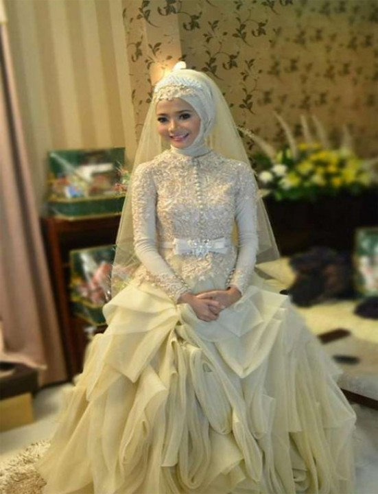 Wedding Dress M_1323