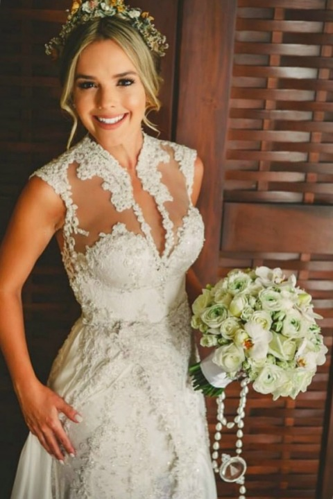 Wedding Dress M_1661