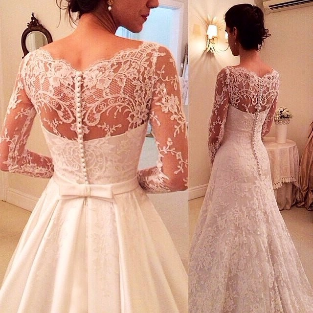 Wedding Dress M_1671