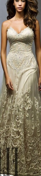 Wedding Dress M_1728