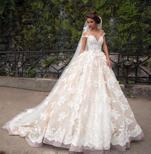 Wedding Dress M_2068