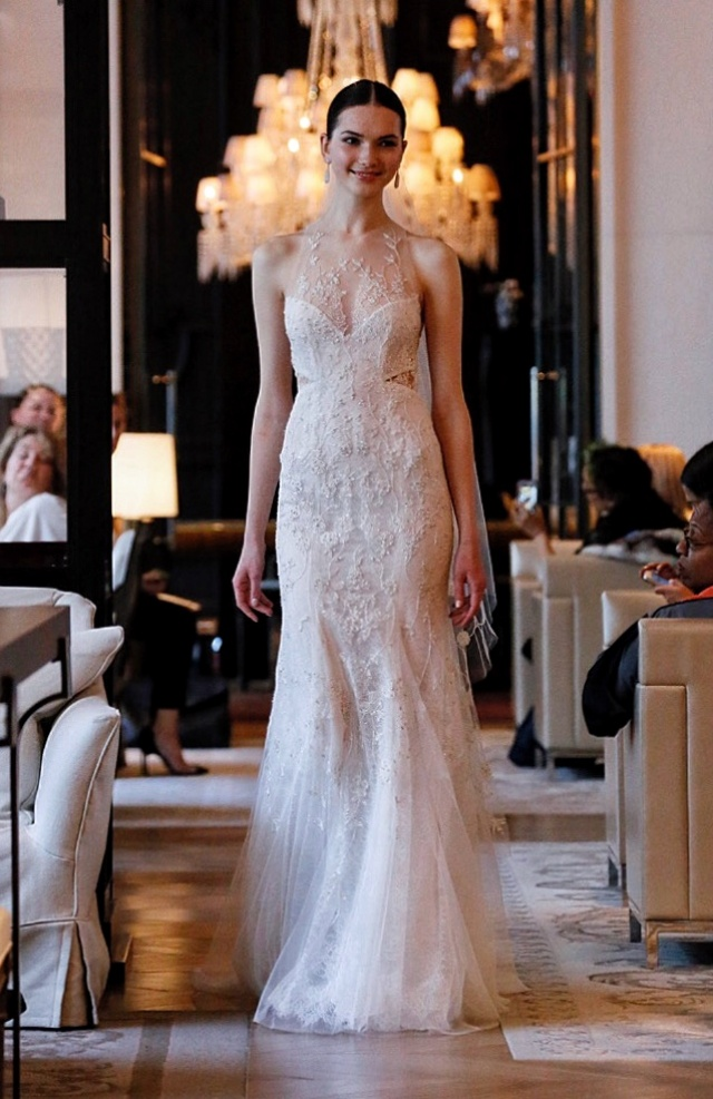 2016 Wedding Dress M-2081