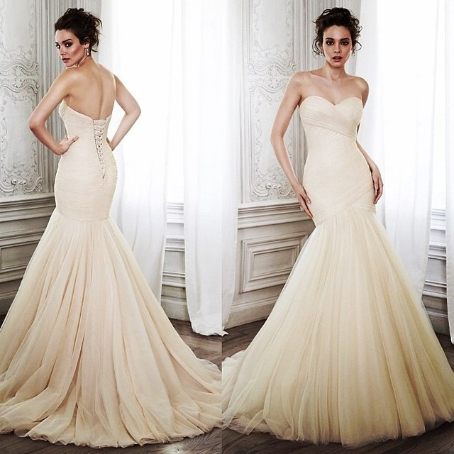 Wedding Dress M_1275