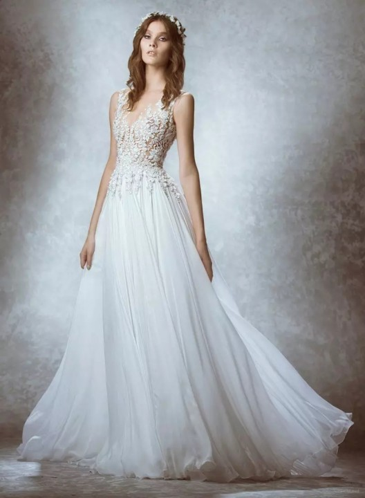 Wedding Dress M_1229