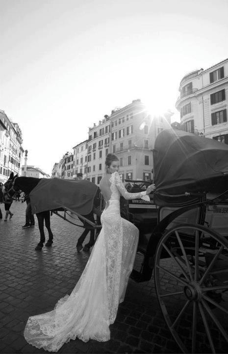Wedding Dress M-553