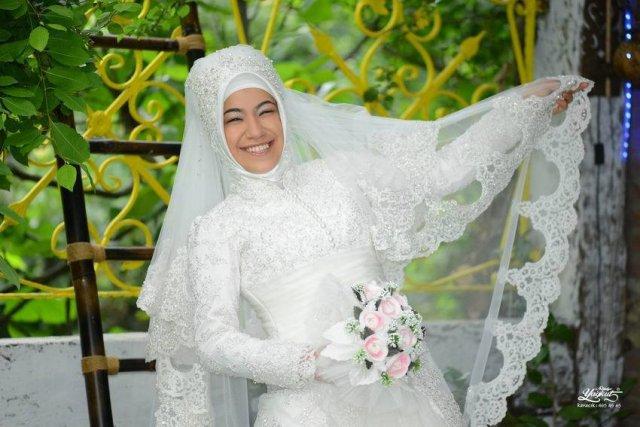 Wedding Dress M_608