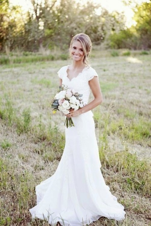 Wedding Dress M_1552