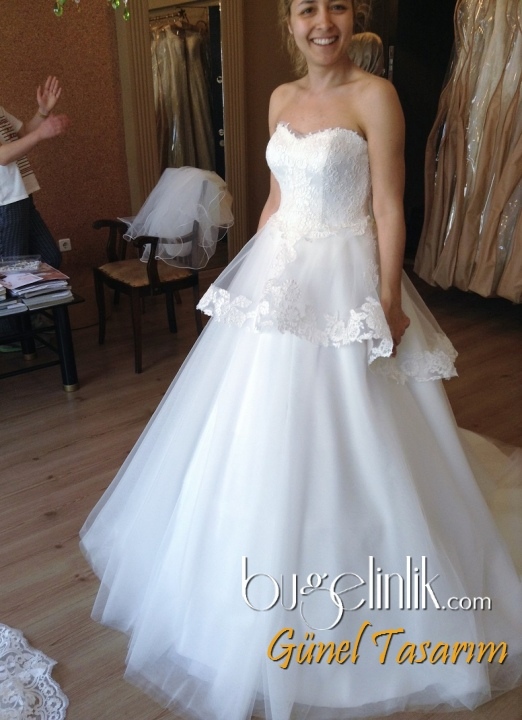 Wedding Dress B_470