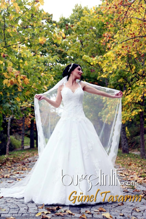 Wedding Dress B_516